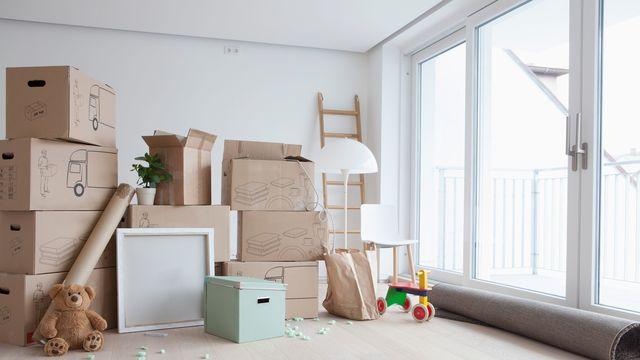 Comment déménager en 1 mois